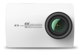 Deals For Xiaoyi Yi 4K Action Camera 2 Kit White International English Version