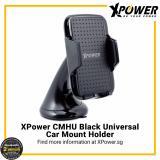 Buy Xpower Black Universal Car Mount Holder Xp Cmhu Si Black Cheap On Singapore