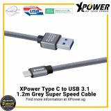Where To Shop For Xpower Xp Tcun1 2 1 2M Type C To Usb3 1 Cable Grey