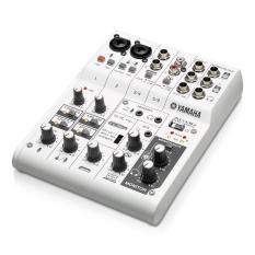 Yamaha Ag06 6 Channel Mixer Usb Audio Interface Cheap