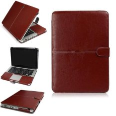 Ybc 13 Inch Pu Leather Laptop Sleeve Bag Case Cover For Macbook Air Intl Lowest Price