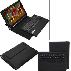 Ybc Portable Bluetooth Keyboard With Pu Leather Cover For Lenovo Yoga Tab 3 Pro 10 1 Intl Best Price