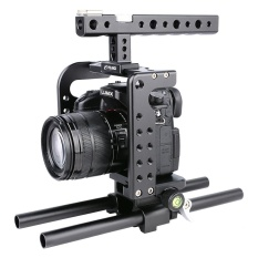 Buy Yelangu Ylg0906A Handle Video Camera Cage Steadicam Stabilizer For Panasonic Lumix Dmc Gh5 Black Intl On China