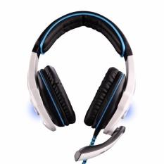 3658e0a949f Catwalk Sades SA-903 7.1 Surround Sound Bass USB Headband Gaming Headset  For PC w