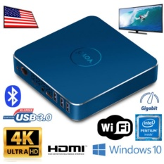 Yika Voyo HD TV Box Mini PC Windows 10 Intel Wireless WiFi Streaming Media Player