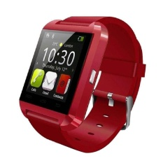 Price Yiokmty U8 Bluetooth Smart Watch For Android Smartphones Sport Wristwatch Outdoors Intl Louis Will Original