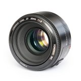 Sale Yongnuo 50Mm F 1 8 Af Lens For Canon Eos Dslr Cameras Intl Yongnuo