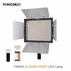 Yongnuo Pro Yn600L Ii 3200K 5500K Led Video Light Coupon Code