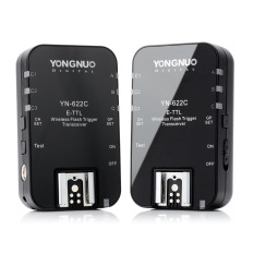 Compare Price Yongnuo Yn 622C Wireless E Ttl Flash Trigger Transceiver Set 2 Black Others On China