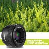 Yongnuo Yn35Mm F2N F2 Wide Angle Af Mf Fixed Focus Lens F Mount For Nikon D7200 D7100 D7000 D5300 D5100 D3300 D3200 D3100 D800 D600 D300S D300 D90 D5500 D3400 D500 Dslr Cameras 35Mm Intl Reviews