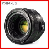Cheap Yongnuo Yn50Mm F1 8 Af Lens Large Aperture Auto Focus 50Mm F1 8 Lens For Dslr Camera Intl