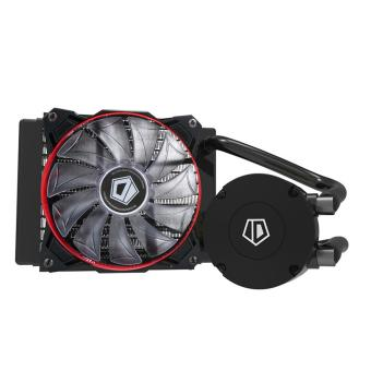 yooc Liquid CPU Cooler High Performance Liquid CPU Water Cooling System (Single Fan)