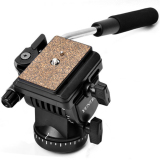 Yunteng Yt 950 Professional Photography Dslr Dv Hydraulic Pressure Fluid Tripod Head For Shooting Filming Studio Video Camera Reviews