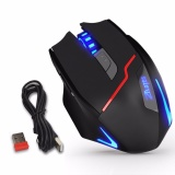 Cheap Zelotes F18 Wireless Wired Optical Gaming Mice Mouse With 3500 Dpi 2 4 Ghz Wireless Connection For Pc Mac Intl