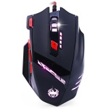 Price Zelotes T 90 8 Key Wired Usb Optical Game Mouse 13 Light Mode 9200Dpi For Game Players Intl Online China