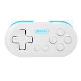 Zero 8Bitdo Bluetooth Wireless Gamepad White Blue Reviews