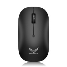 ZERODATE T18 Bluetooth 3.0 Wireless Mouse Portable Mobile 3-Button Mouse with High-definition Optical Sensor for PC Laptop Tablet Computer - intl