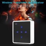 Lowest Price Zf 380 Wireless Audio Transceiver Black Intl