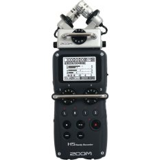 Zoom H5 Handy Recorder With Interchangeable Microphone System For Sale