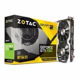 Discounted Zotac Geforce Gtx 1060 Amp Backplate Zt P10600B 10M 6Gb Gddr5 Super Compact Dual Fan Icestorm Cooling Freeze Fan Stop