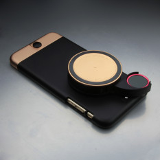 Price Ztylus Metal Case For Iphone 6 Plus 6S Plus Rose Gold Limited Edition With Rv 2 V2 Revolver Lens Combo Ztylus Original