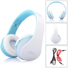 Where To Shop For Zzooi Wireless Bluetooth Foldable Headset Stereo Headphone Earphone Intl