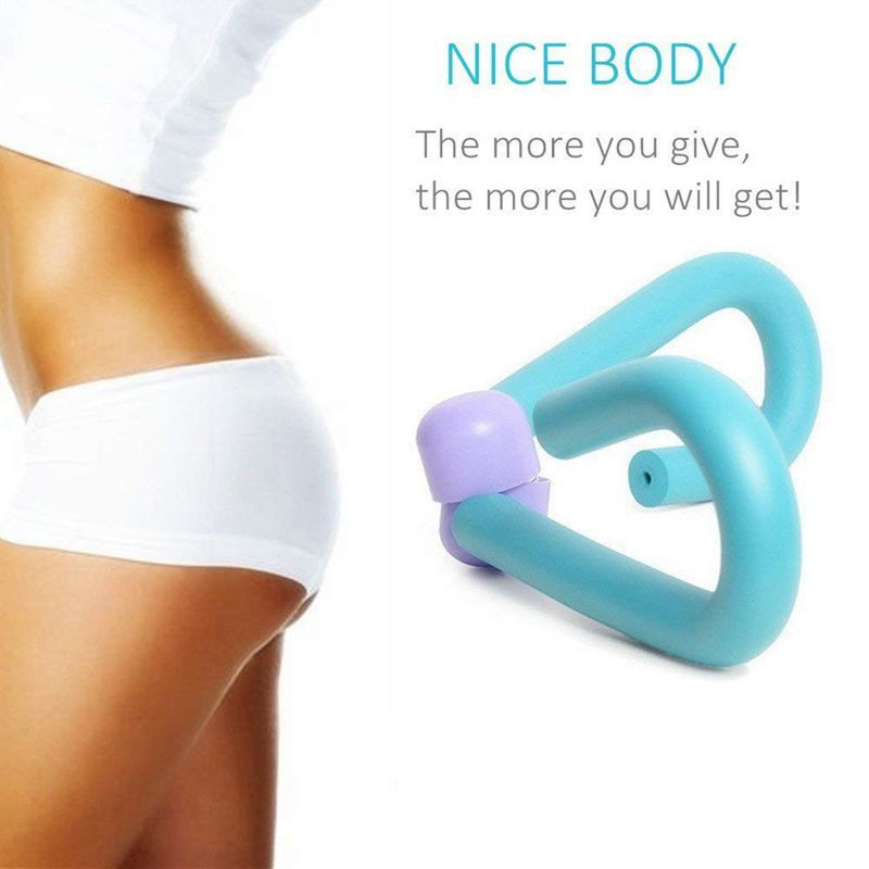 Thigh Master Thigh Trimmer Thin Body/Thigh Toner & Butt, Leg, Arm Toner/Leg Exerciser Home Gym Equipment Best for Weight Loss Thin Thigh