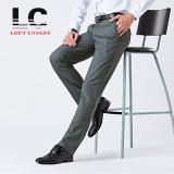 Buy 2016 Straight Men Suit Pants Work Office Formal Black Pants Casual Mens Business Trousers Oem Cheap