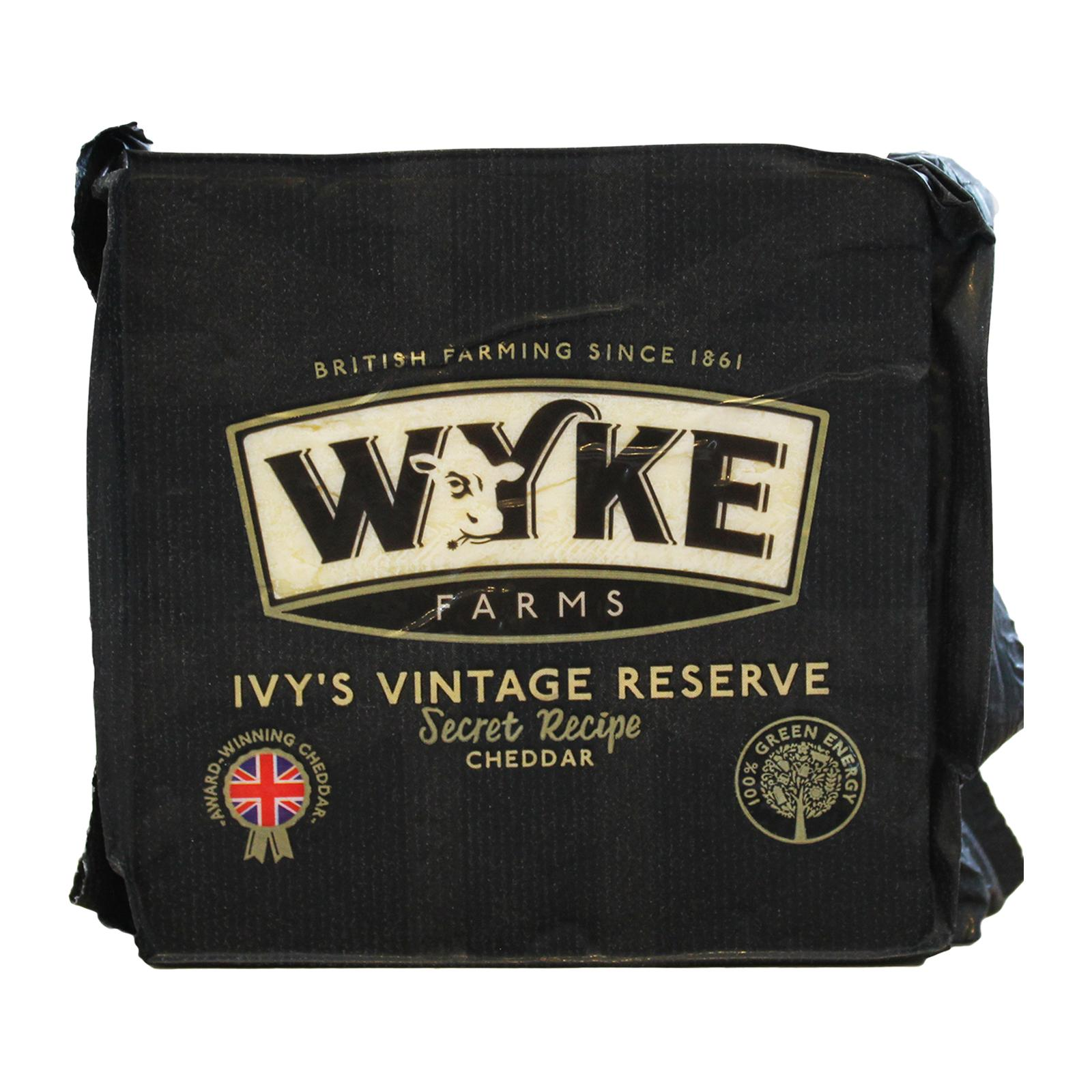 Wyke Farms Vintage Farmhouse Cheddar matured 15 months