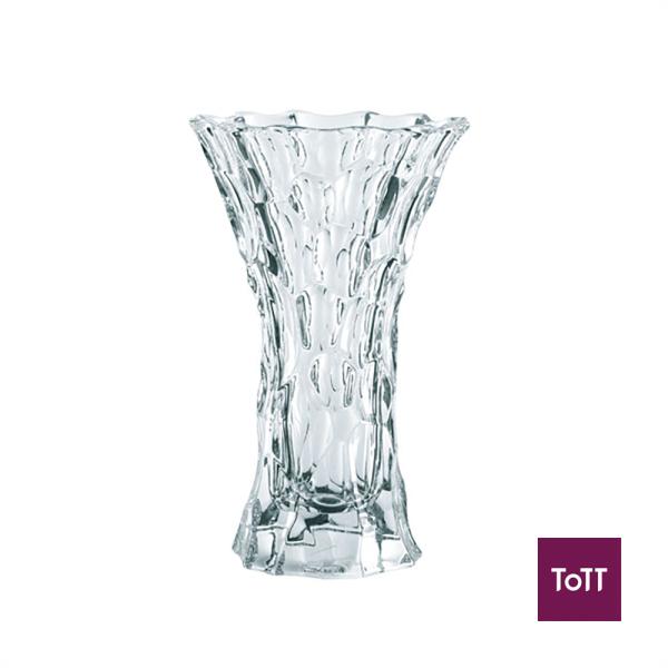 Nachtmann Lead-Free Crystal Vase 15.7xH24cm-Sphere