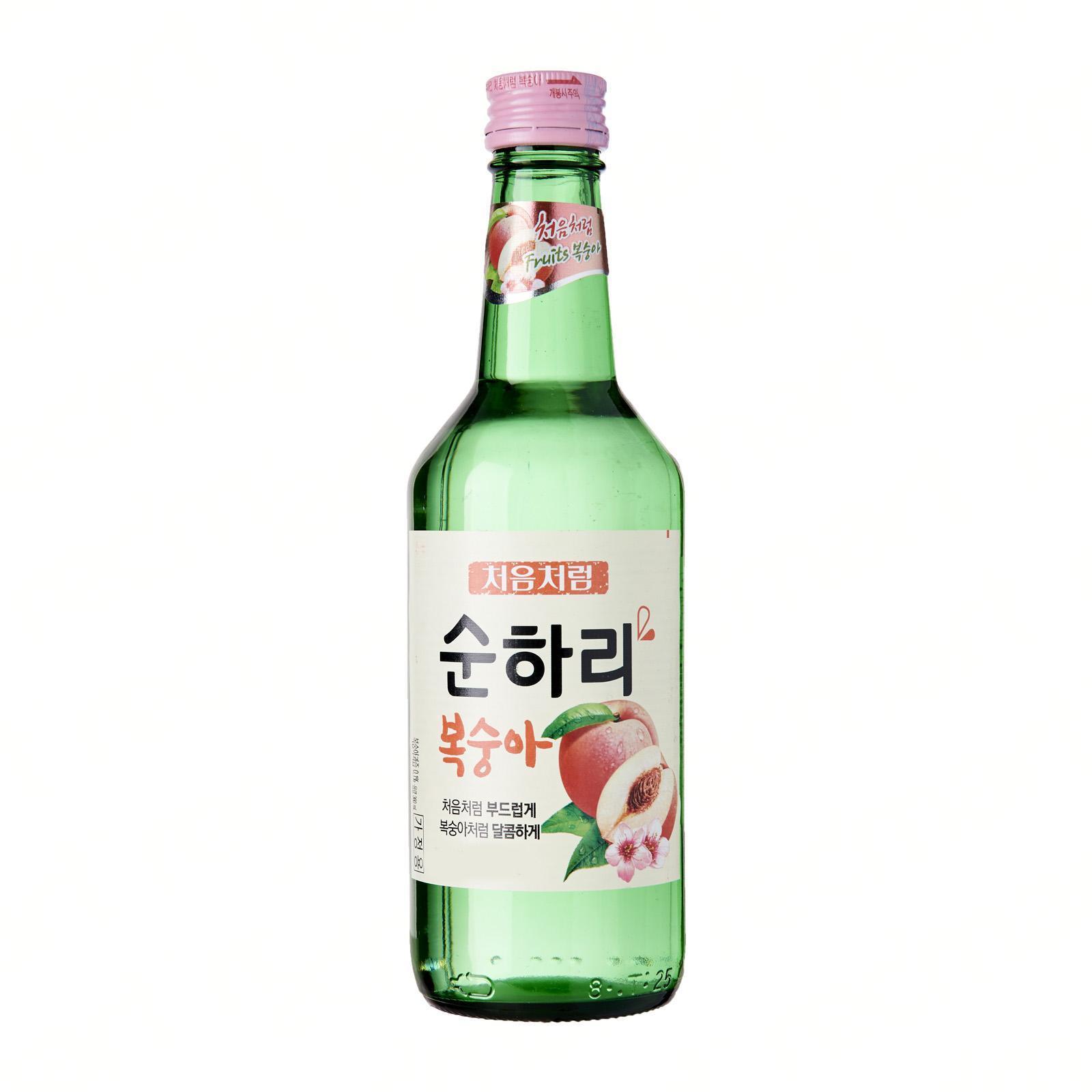 Lotte Chumchurum Korean Soju - Peach