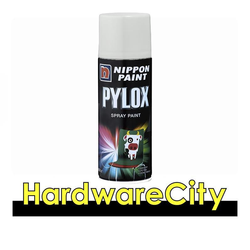 Nippon Paint Pylox Spray Paint 400cc (choose Your Color) By Hardwarecity Online Store.