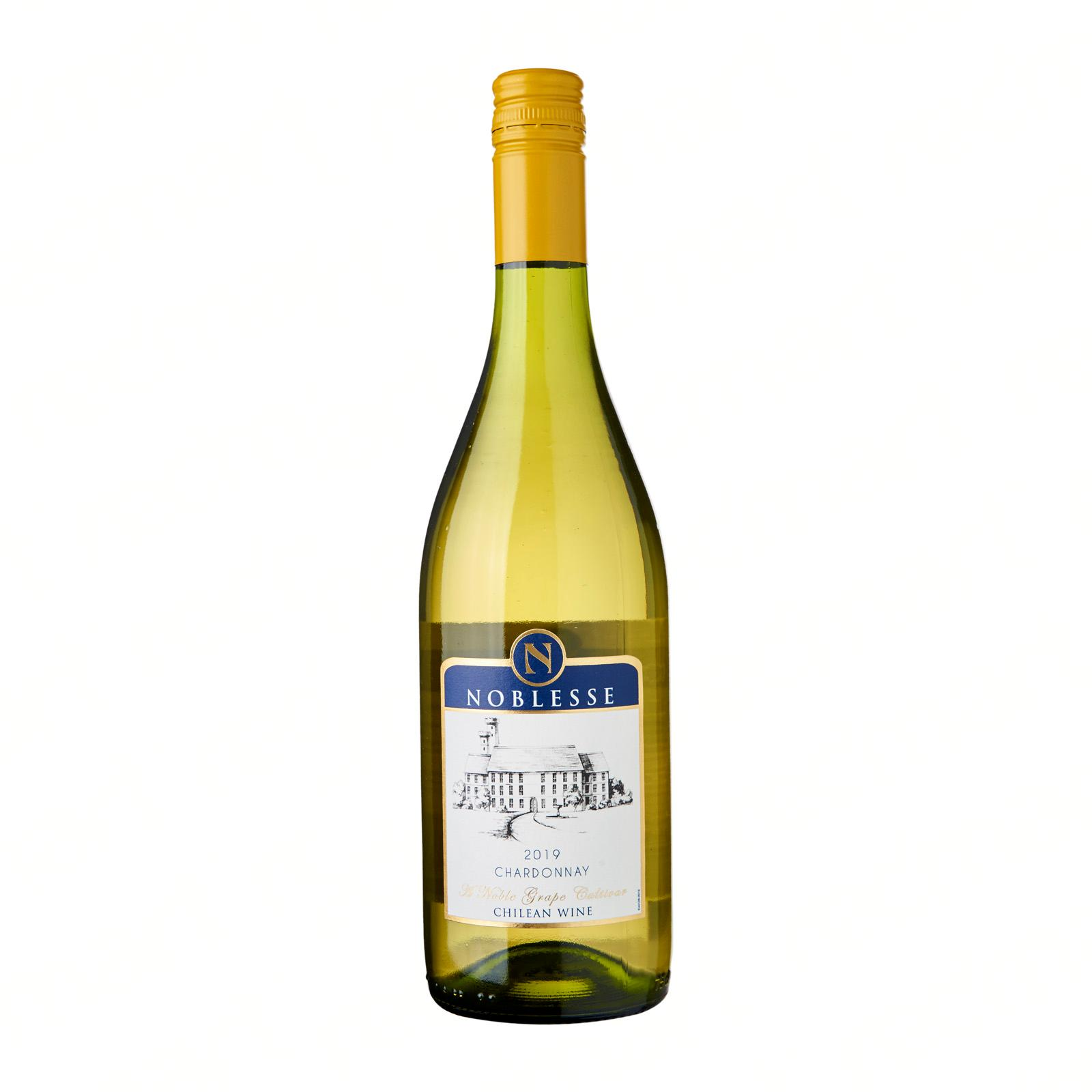 Noblesse Chardonnay Central Valley 12.5% 750ml