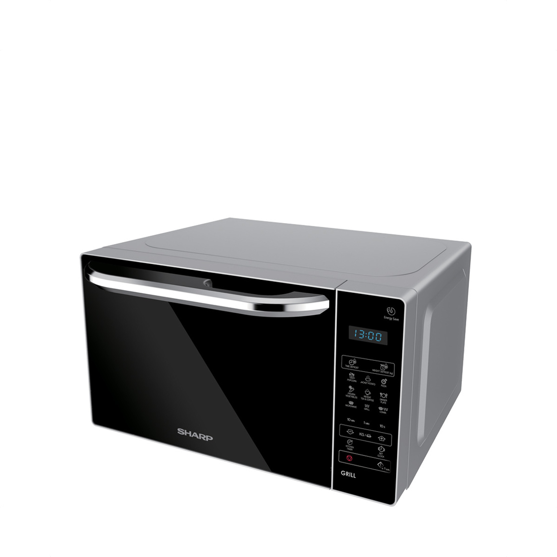 Sharp 800w Microwave Oven With Grill 20l R-62e0.