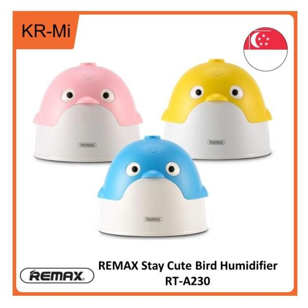 (Courier Delivery) REMAX Stay Cute Bird Humidifier RT-A230 Singapore
