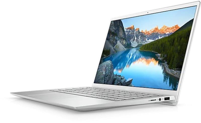 Dell Inspiron 13 5000 series (5301) / Platinum Silver / i7-11th Gen / 8GB RAM / 512GB SSD / NVIDIA GeForce MX350 2GB Graphics / Windows 10 Home / 1 Year Warranty