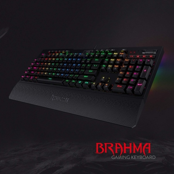 Redragon K586 BRAHMA Mechanical Keyboard Singapore