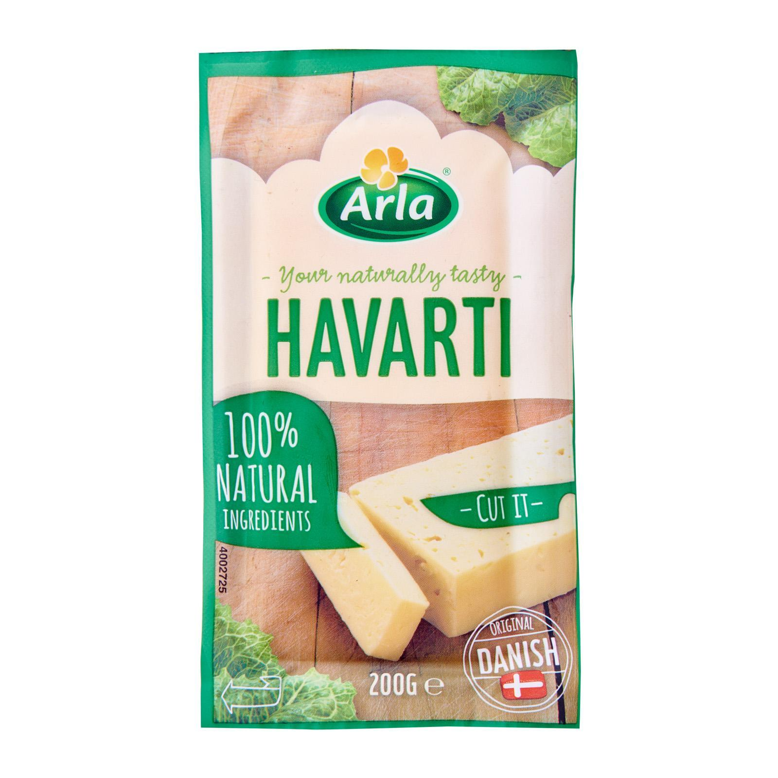 Arla Havarti Block Cheese