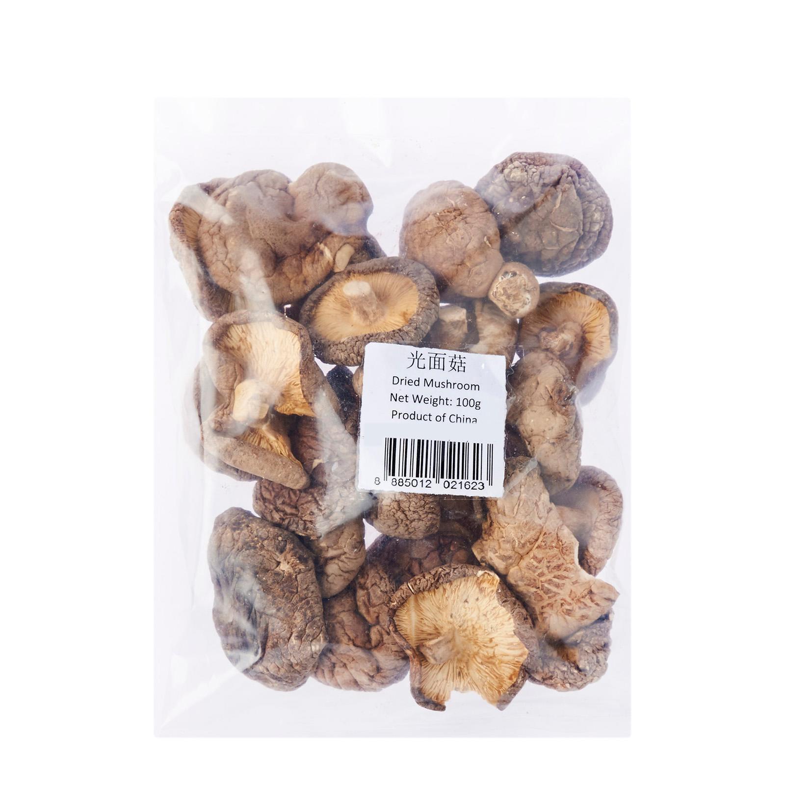Premium Dried Mushroom