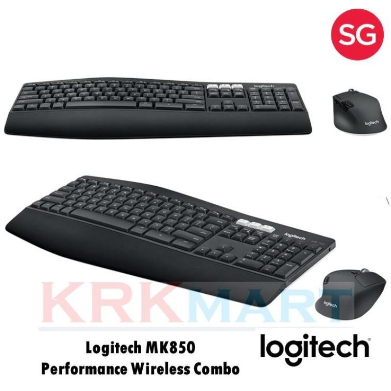 Logitech MK850 Performance Wireless Combo Singapore