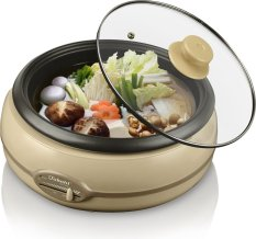 Takahi Electric Multi-Function Cooker Steamboat 1400 3.0l By Midom Industries Pte Ltd.