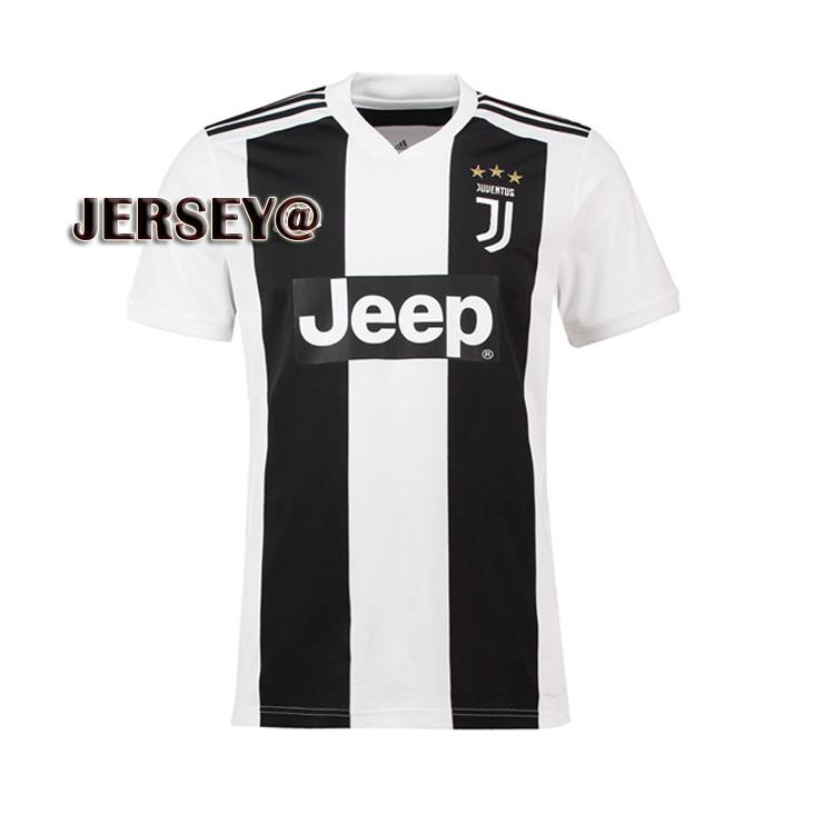 8f2d0eaf5 2019 New Season 2018 2019 Top Quality Juventus Home And Away Football  Jersey For Men