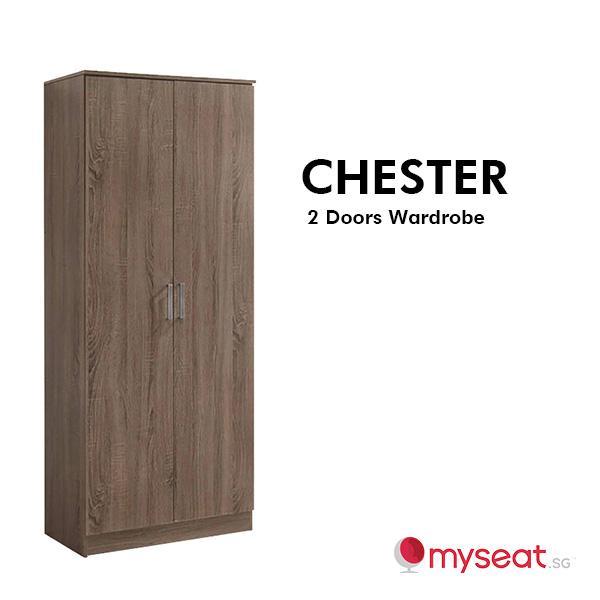 MYSEAT.sg CHESTER Wardrobe