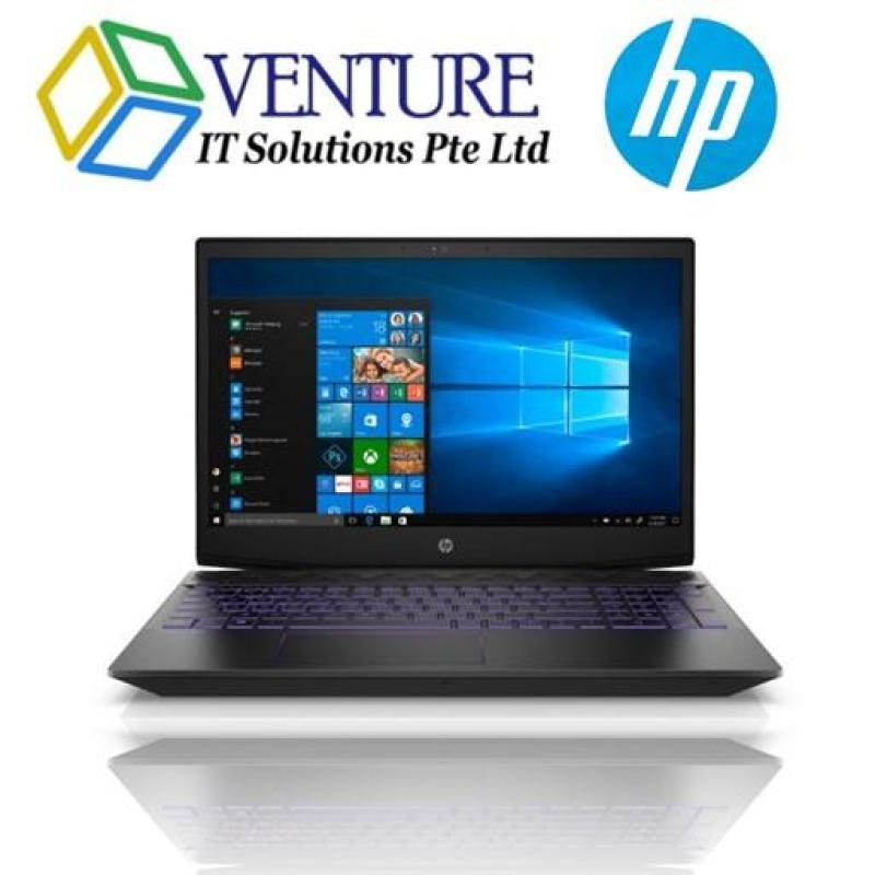 HP PAVILION GAMING NOTEBOOK 15-cx0115TX I7-8750H / 8GB / 16GB + 1TB / NVIDIA GTX1050 / WINDOW 10