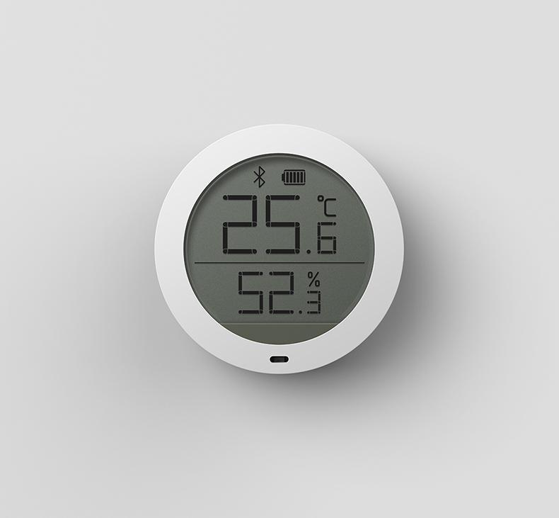 Mi Temperature and Humidity Monitor (Authorised Reseller)