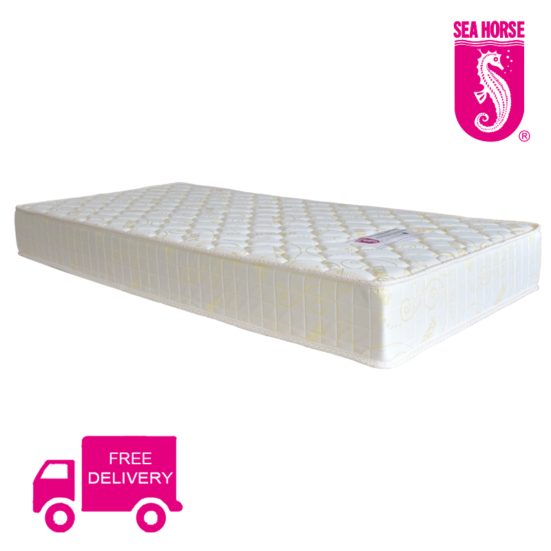 Sea Horse SOFT and HARD 2 Foam Mattress! Free Delivery!