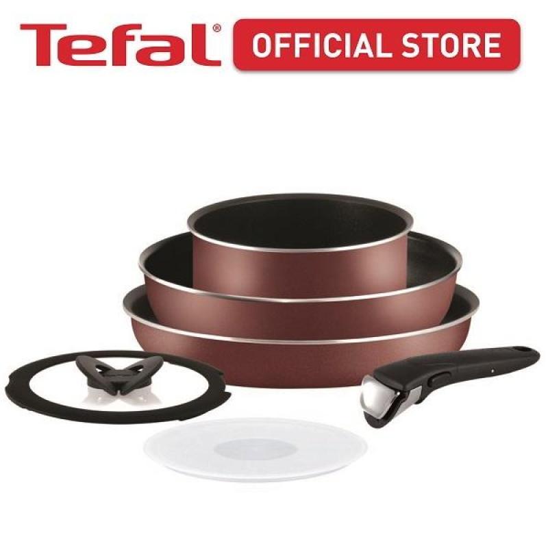 Tefal Ingenio Essential Red Velvet 6pc set L20997 Singapore