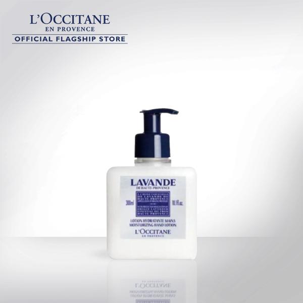 Buy LOCCITANE Lavender Moisturizing Hand Lotion 300ml Singapore
