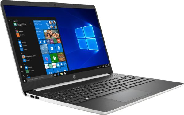 New Model 2020 10th gen HP 15-DY1051WM Notebook 15.6 Full HD Choose i7-1065G7 or i5-1035G1 or i3-1005G1 8GB RAM 480GB/256gb WD m.2 SSD Win 10 Home Natural Silver In-build Webcam HP PACKAGING 1 year warranty Display set Clearance