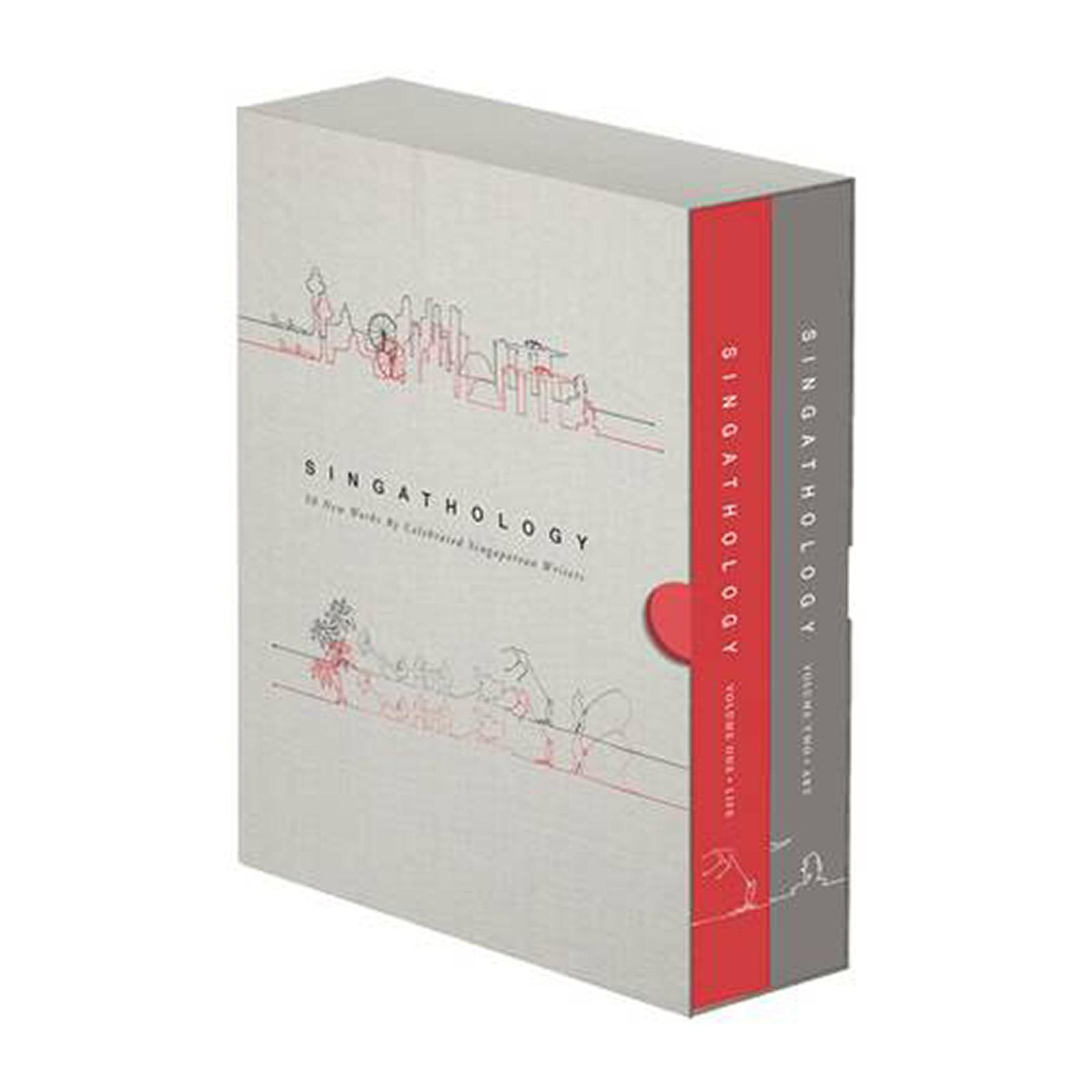 Singathology: 50 New Works By Celebrated Singaporean Writers (Paperback)